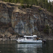 "A Able Fishing Charters and Tours Flathead Lake Scenic Tours, Lake Trout Fishing, Guided Fishing Wild Horse Island • <a style=""font-size:0.8em;"" href=""http://www.flickr.com/photos/78998259@N03/7072259971/"" target=""_blank"">View on Flickr</a>"