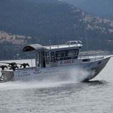 "Captain Mike Howe Raider 2484 Searaider A Able Fishing Charters and Tours Boats Flathead Lake • <a style=""font-size:0.8em;"" href=""http://www.flickr.com/photos/78998259@N03/6926179568/"" target=""_blank"">View on Flickr</a>"
