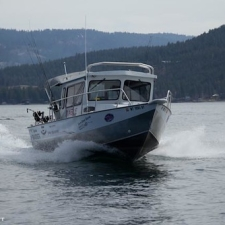 "A Able Fishing Charters and Tours Flathead Lake Monster Bigfork Montana Wild Horse Island Tours • <a style=""font-size:0.8em;"" href=""http://www.flickr.com/photos/78998259@N03/7072257095/"" target=""_blank"">View on Flickr</a>"