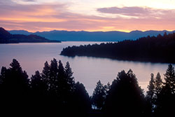 Flathead Lake Evening